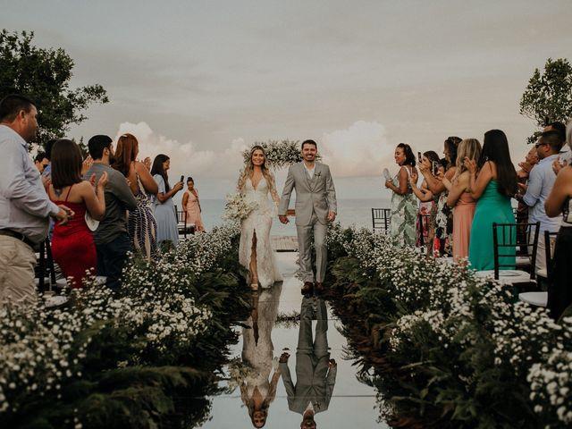 O casamento de Wyllian e Mariana em Arraial D'Ajuda, Bahia 1