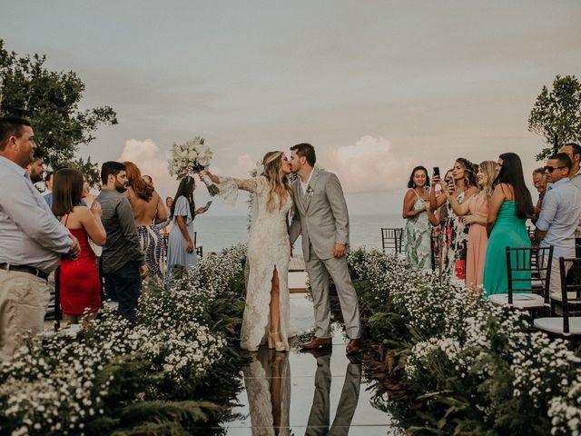 O casamento de Wyllian e Mariana em Arraial D'Ajuda, Bahia 53