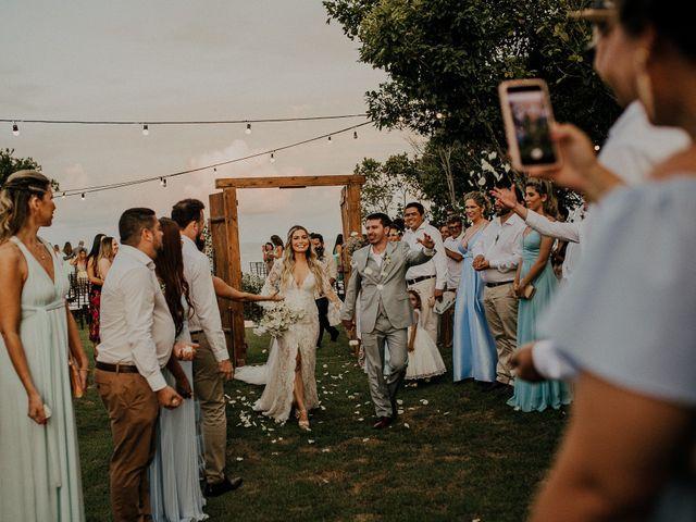 O casamento de Wyllian e Mariana em Arraial D'Ajuda, Bahia 54
