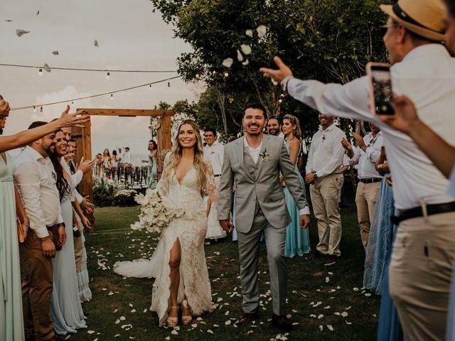 O casamento de Wyllian e Mariana em Arraial D'Ajuda, Bahia 55