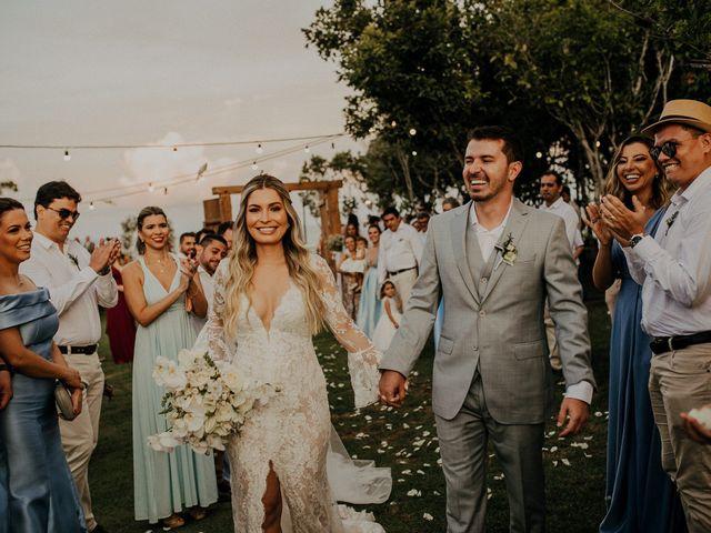 O casamento de Wyllian e Mariana em Arraial D'Ajuda, Bahia 56