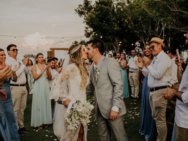 O casamento de Wyllian e Mariana em Arraial D'Ajuda, Bahia 58