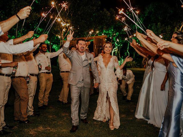 O casamento de Wyllian e Mariana em Arraial D'Ajuda, Bahia 62