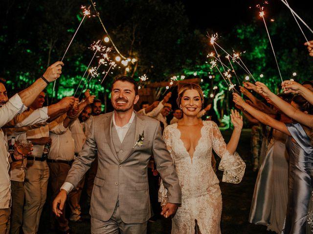 O casamento de Wyllian e Mariana em Arraial D'Ajuda, Bahia 63