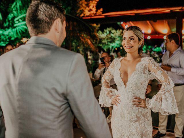 O casamento de Wyllian e Mariana em Arraial D'Ajuda, Bahia 64
