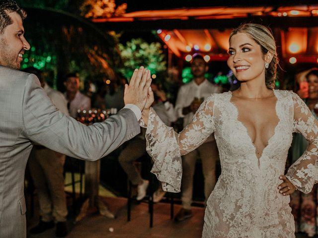 O casamento de Wyllian e Mariana em Arraial D'Ajuda, Bahia 65