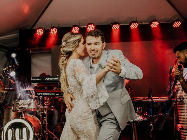 O casamento de Wyllian e Mariana em Arraial D'Ajuda, Bahia 70