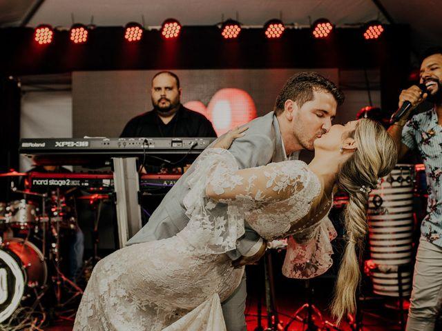 O casamento de Wyllian e Mariana em Arraial D'Ajuda, Bahia 71