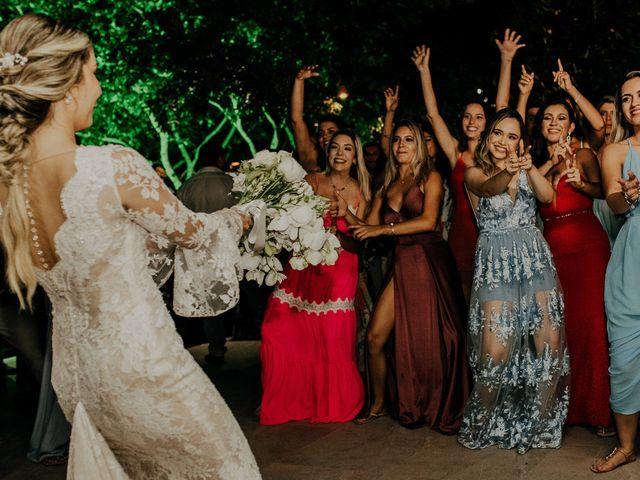 O casamento de Wyllian e Mariana em Arraial D'Ajuda, Bahia 73