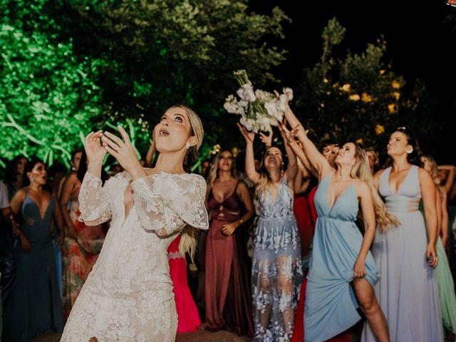 O casamento de Wyllian e Mariana em Arraial D'Ajuda, Bahia 76
