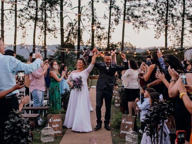 O casamento de Vagner e Dayane  em Ribeirão Pires, São Paulo 2