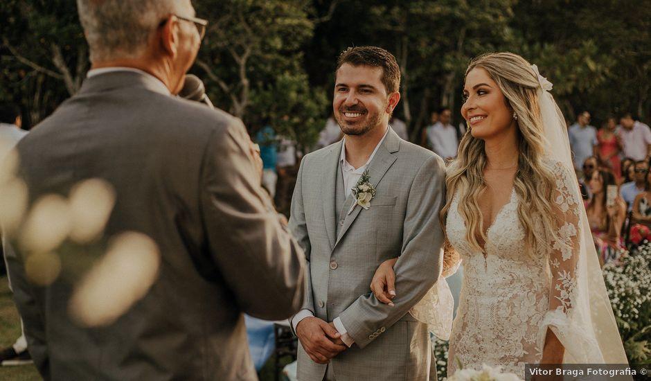 O casamento de Wyllian e Mariana em Trancoso, Bahia