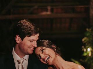 O casamento de Isabela e Tiago