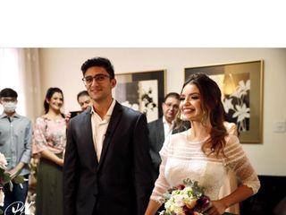 O casamento de Priscila e Douglas