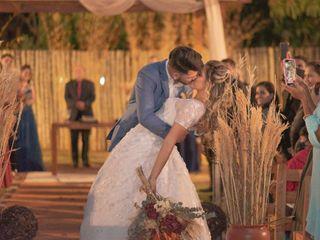 O casamento de Bruna Duarte  e Matheus Duarte