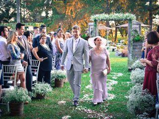 O casamento de Camila e Osmar 3