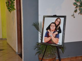 O casamento de Michele e Fernando 3
