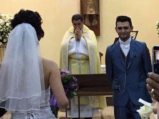 O casamento de Yasmin e Éric 1