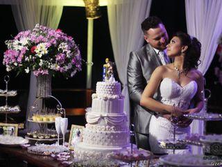 O casamento de Luana e Helio
