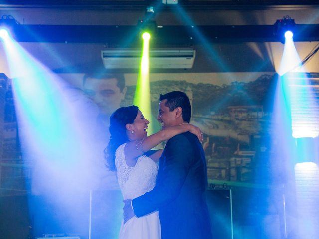 O casamento de Rebeca e Fabio