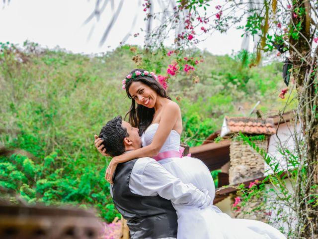 O casamento de Augusto e Daisyane em São João Del Rei, Minas Gerais 1