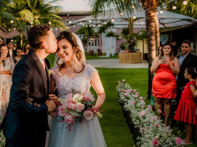 O casamento de Lucas e Raeanny em Natal, Rio Grande do Norte 16