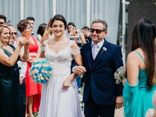 O casamento de Brenda  e Pedro  1