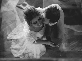 O casamento de Rafaela e Verner