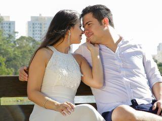O casamento de Suzana e Leandro 1
