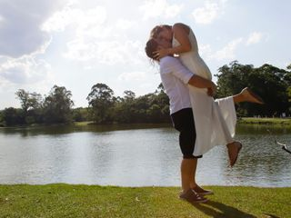 O casamento de Suzana e Leandro 3