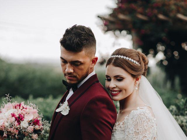 O casamento de Juliana e Myke
