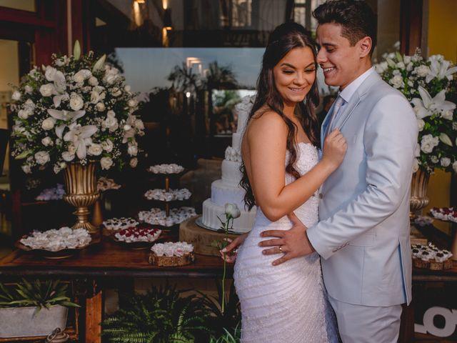 O casamento de Júlia e Dante