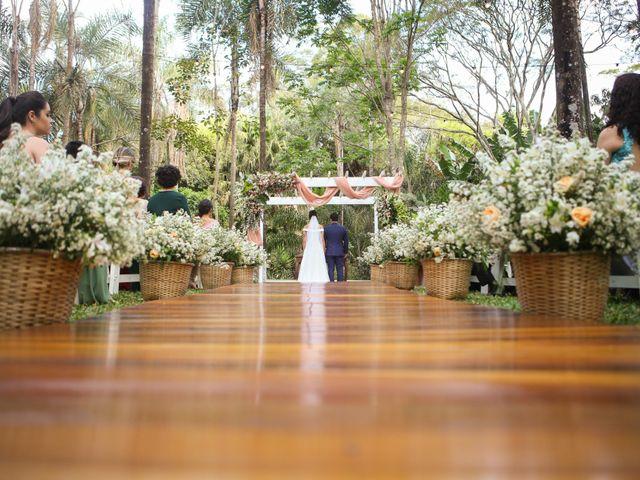 O casamento de Amanda e Lucas