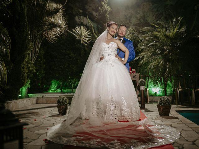 O casamento de Renata e Paulo