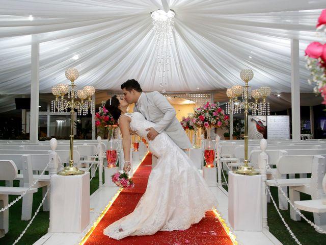 O casamento de Suzana e Leandro