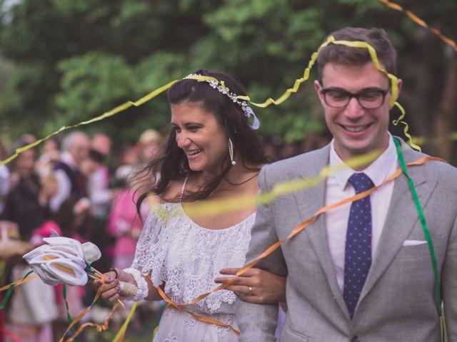 O casamento de Renata e René-Pierre