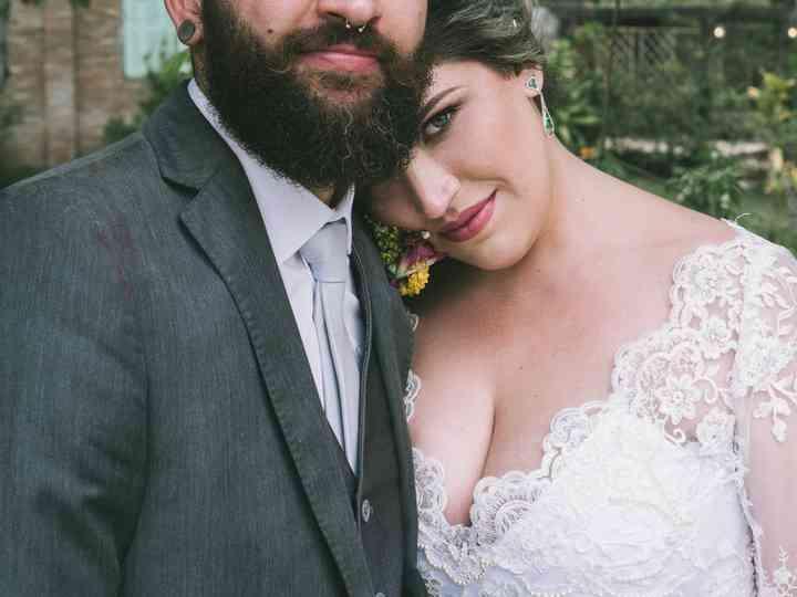 O casamento de Monica e Dan