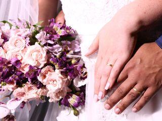 O casamento de Carolina e Felipe