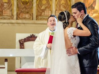 O casamento de Francieli e Mauricio