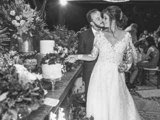 O casamento de shirley e leandro 2