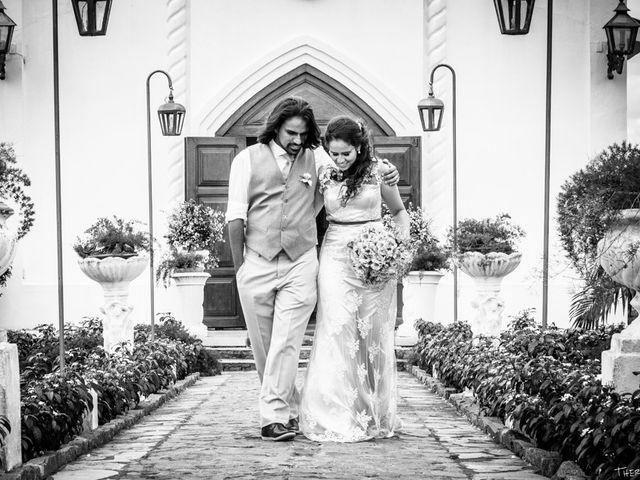 O casamento de Marjorie e Antonio