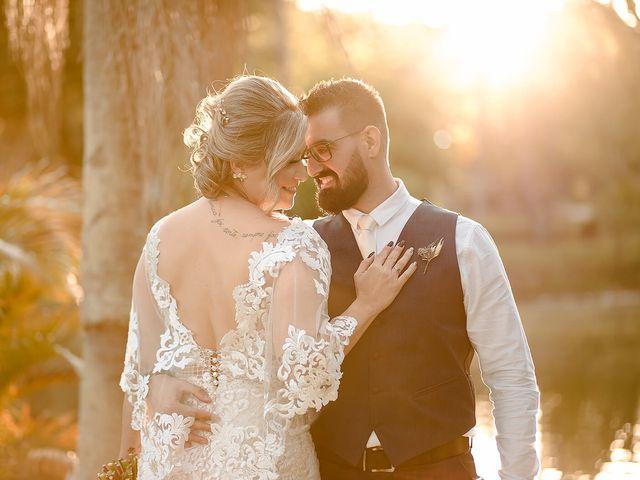 O casamento de Michelle e Cesar