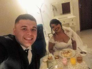 O casamento de Tamires e Victor