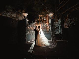 O casamento de Mariana e Dion