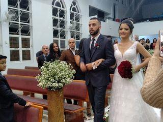O casamento de Ivon e Ana Luiza