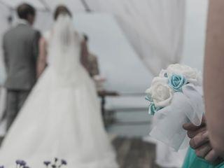 O casamento de Tatiane e Constantin