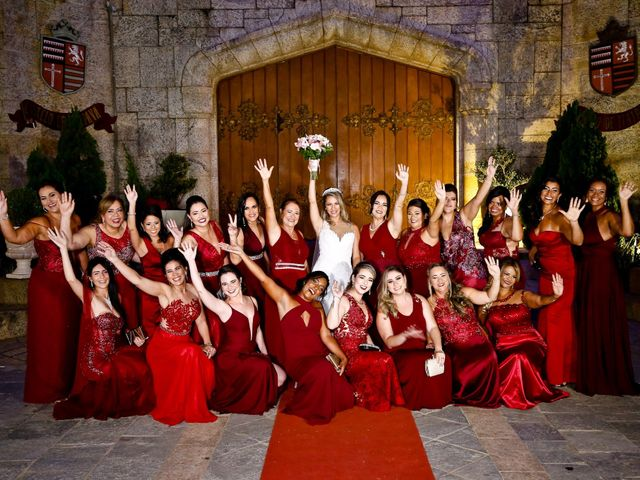 O casamento de Leonardo e Giselle em Itaipava, Rio de Janeiro 17