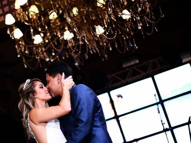 O casamento de Giselle e Leonardo