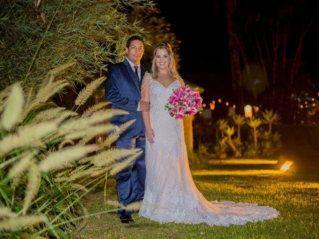 O casamento de Cynthia e Ubirajara