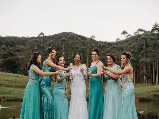 O casamento de Rafael e Paola em Joinville, Santa Catarina 11